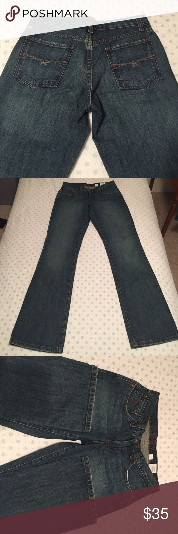 Cruel Girl Women's Jeans Size 5 extra long (35 inch inseam), relaxed fit, great condition (worn once) Jeans Boot Cut