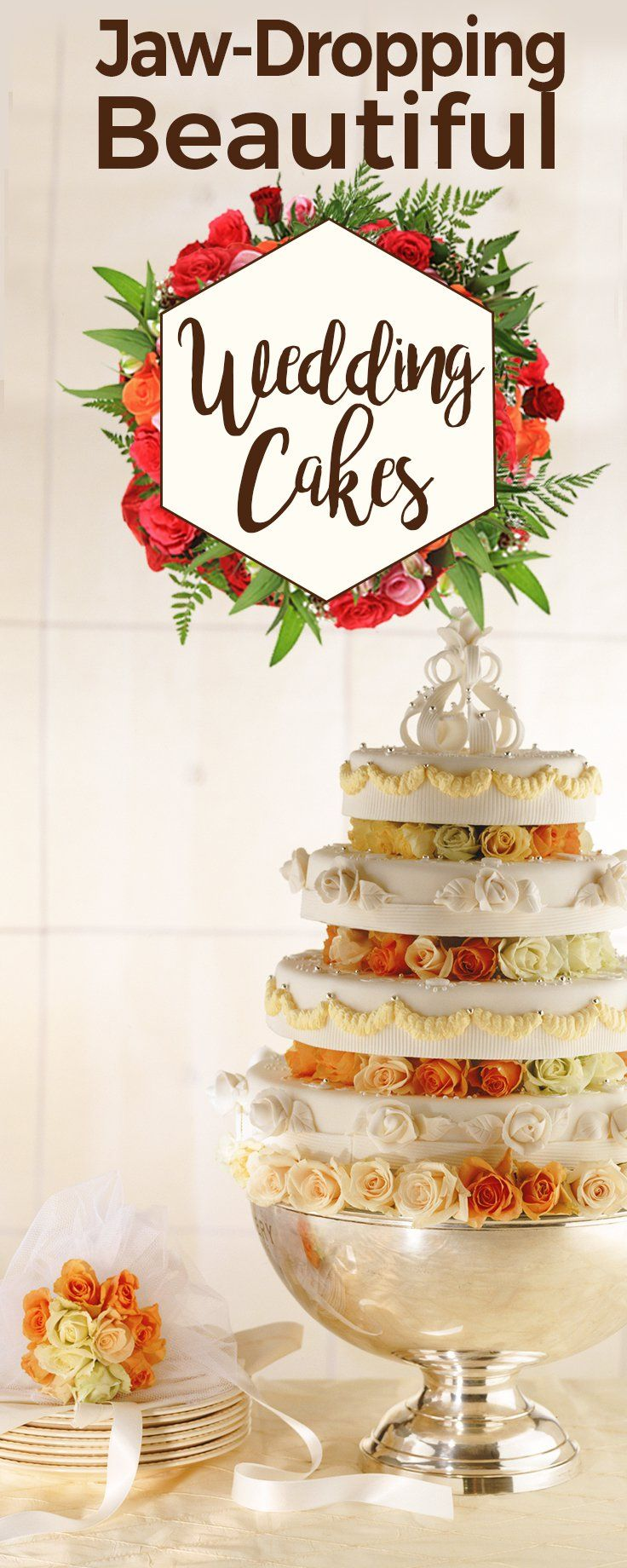 From The Wacky To Downright Jaw Dropping Here Are Most Insane Wedding Cakes