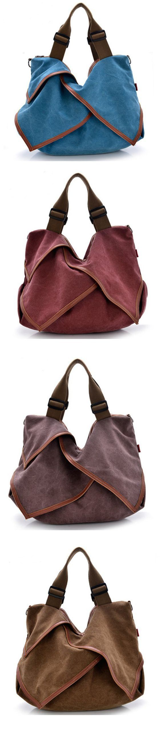 【48% OFF】Canvas Portable Flower Design Big Handbags_Designer  Crossbody Bags_Casual Shoulder Bag For Woman
