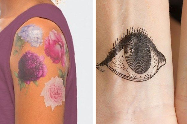 17 Fake Tattoos So Good You'll Wish They Were Actually Real