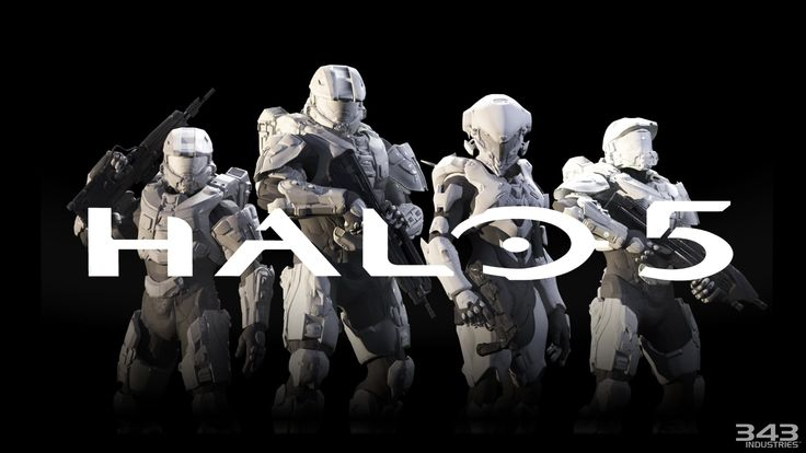 Halo 5 Animation Show Reel