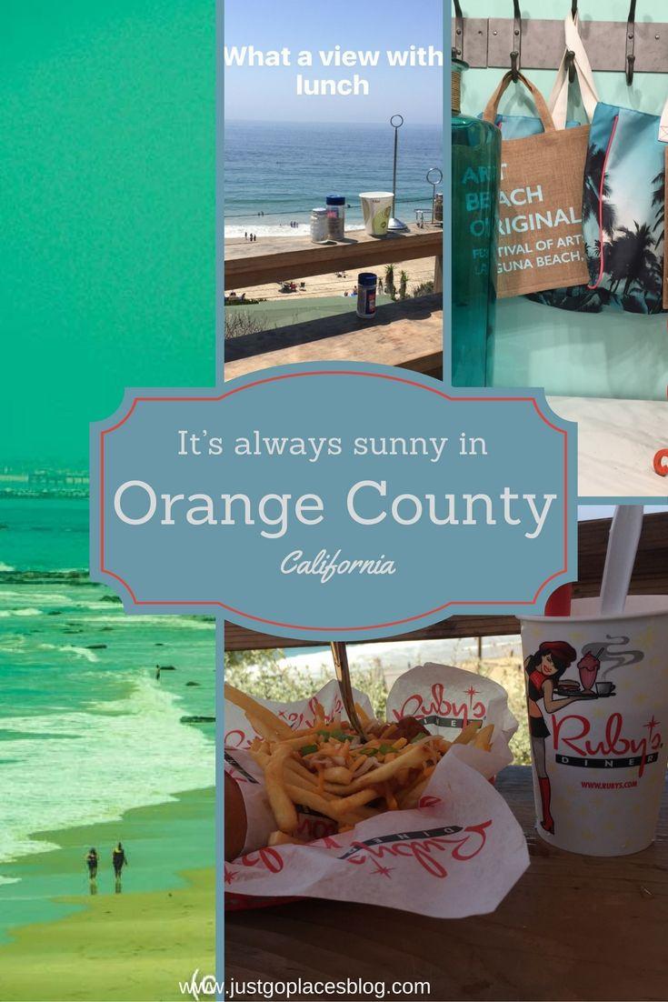 30 reasons to visit Orange County in California