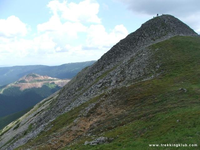 #Pietrosul Peak - #Calimani_mountains #Transylvania