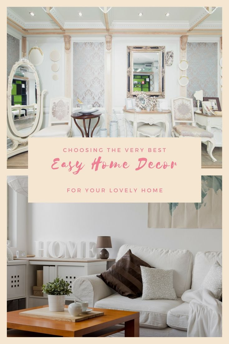 Easy and Simple Home Decor Creative Ideas - Taking These Simple ...