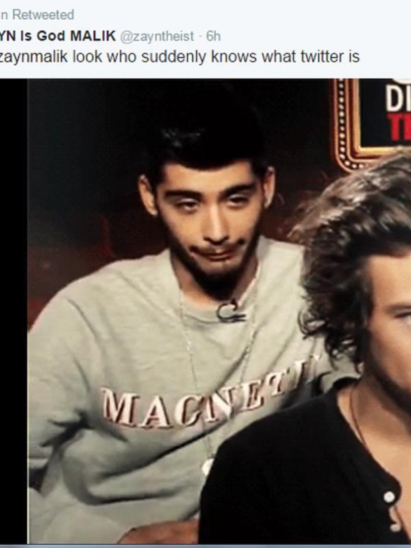 Disindir Soal Ulang Tahun Harry Styles, Zayn Malik Lakukan Ini - http://wp.me/p70qx9-7Q8