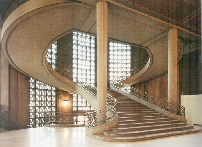 Exterior: 56 Best Images About August Perret On Pinterest