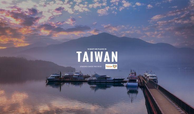 Discover Taiwan, from the capital city of Taipei to stunning Taroko Gorge and Sun Moon Lake