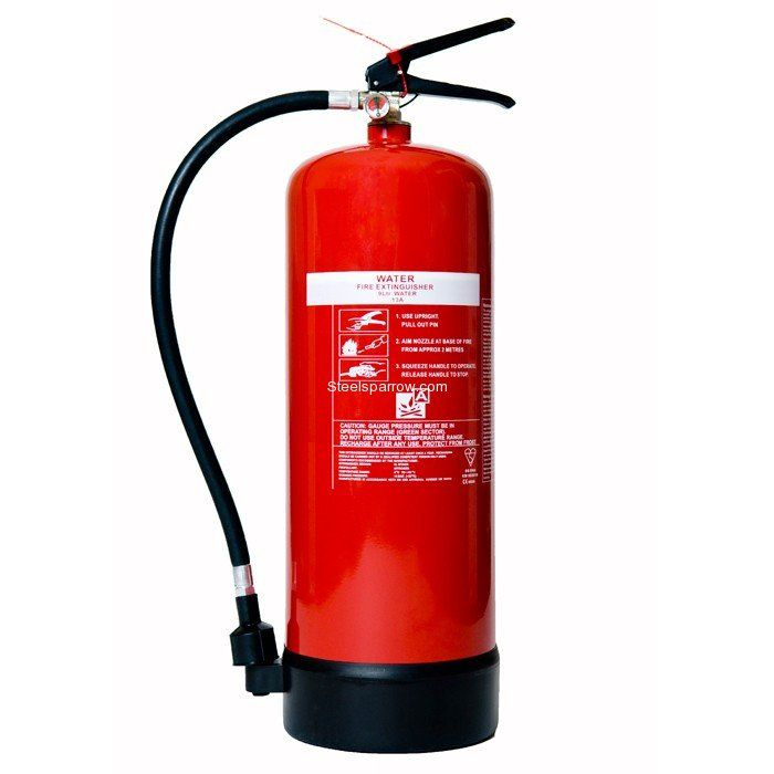 Steelsparrow India is an online resource for ordering Water based Fire Extinguisher online in India. Water based Fire Extinguisher are supplied all over India and export as well. Steelsparrow is an authorised exporter of Water based Fire Extinguisher.Individuals can access us @ www.steelsparrow.com