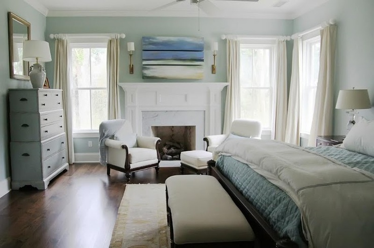 Silver Sage Bedroom Color For The Casa
