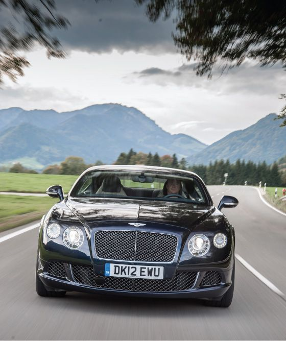 Bent On Speed - Latest on the new Bentley.