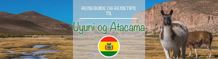 Reiseguide og reisetips til Uyuni og Atacama-ørkenen.