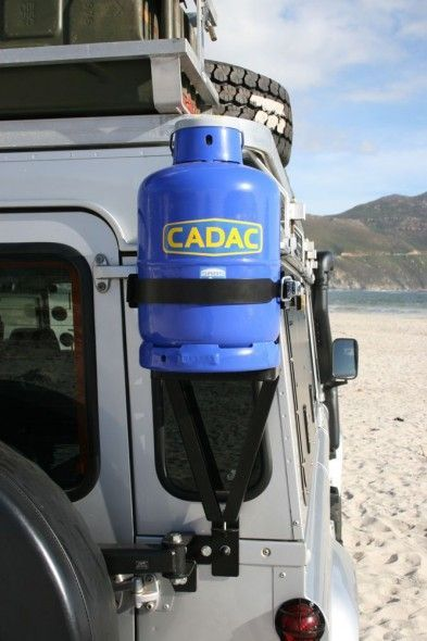 Land Rover Defender 110 Use As Water Holder For Washing Machine And Shower