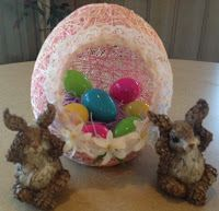 Eagle Ridge Reporter: Getting All Crafty For Your Easter Dinner Centerpi...