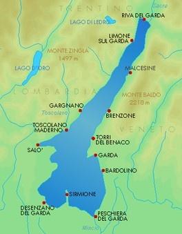 Wiki over het Gardameer