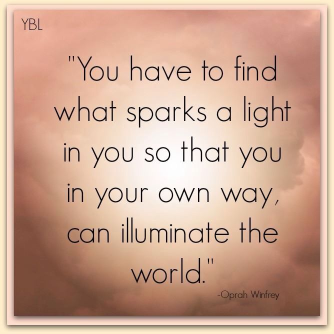 what is your passion?...it will spark a light in you that no one can miss...including yourself! www.liberatingdivineconsciousness.com