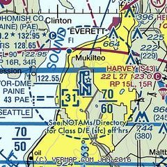 AirNav: KPAE - Snohomish County Airport (Paine Field)