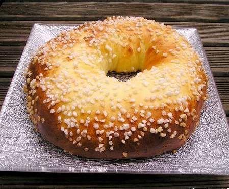 Recette Gâteau des rois par Decoslaetitia - recette de la catégorie Pains & Viennoiseries