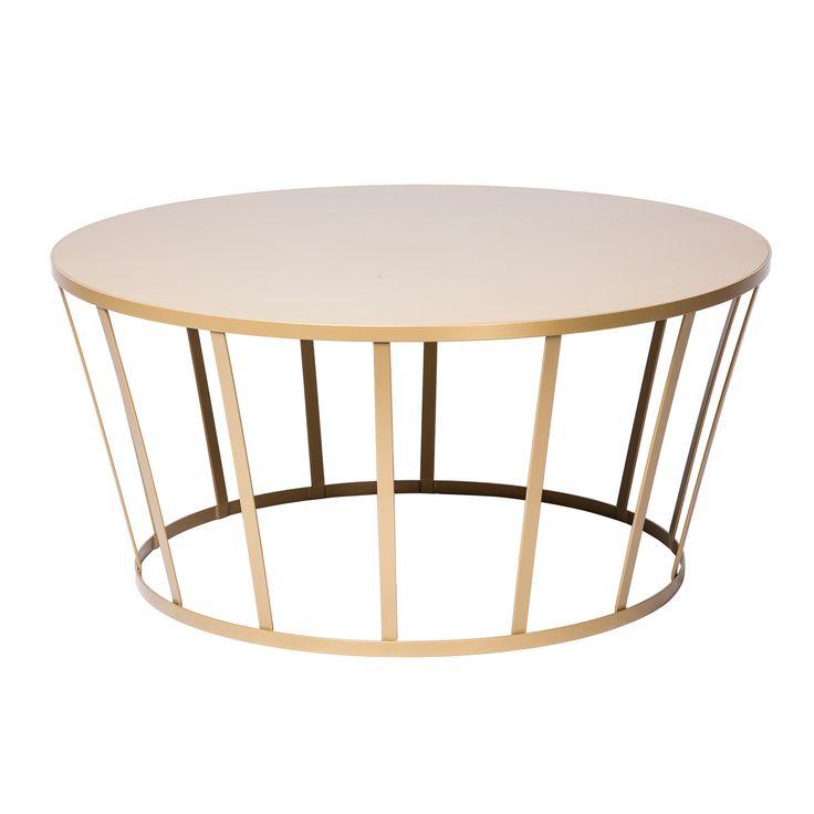 Hollo koffietafel Petite Friture goud | Musthaves verzendt gratis