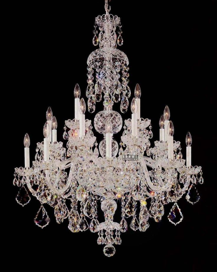 Aliexpress com buy 18 lights crystal drop bohemian crystal chandelier for lounge customized with