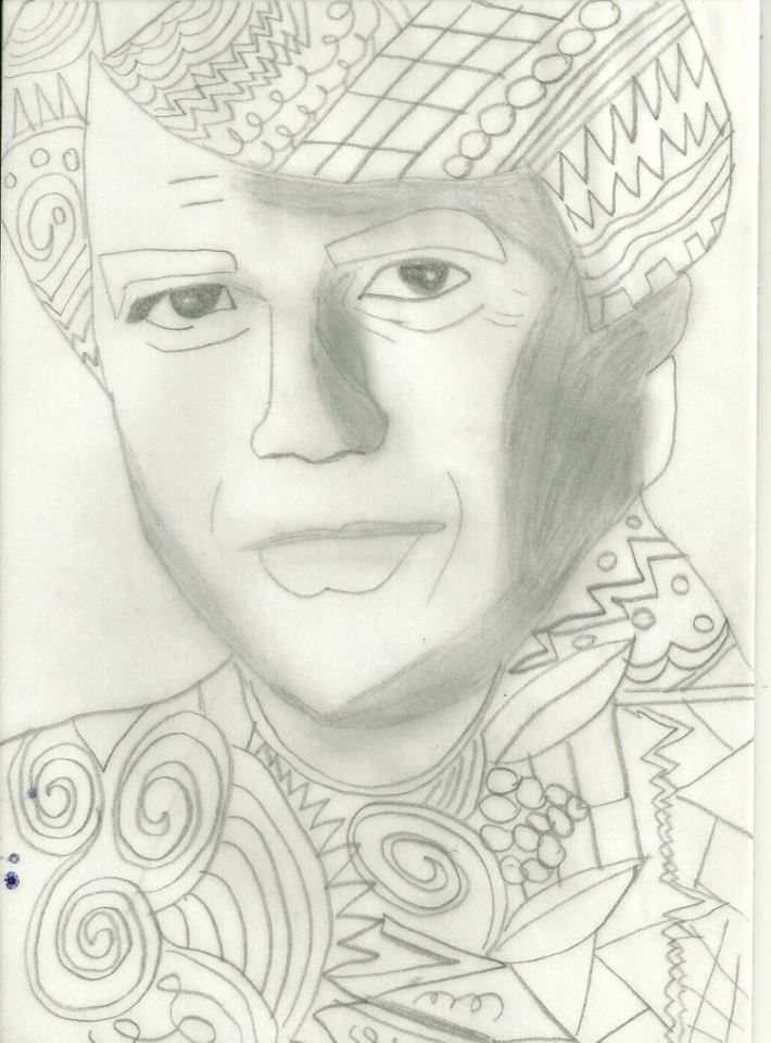 13 best The celebrity coloring book by: Carolyn Keck images on ...