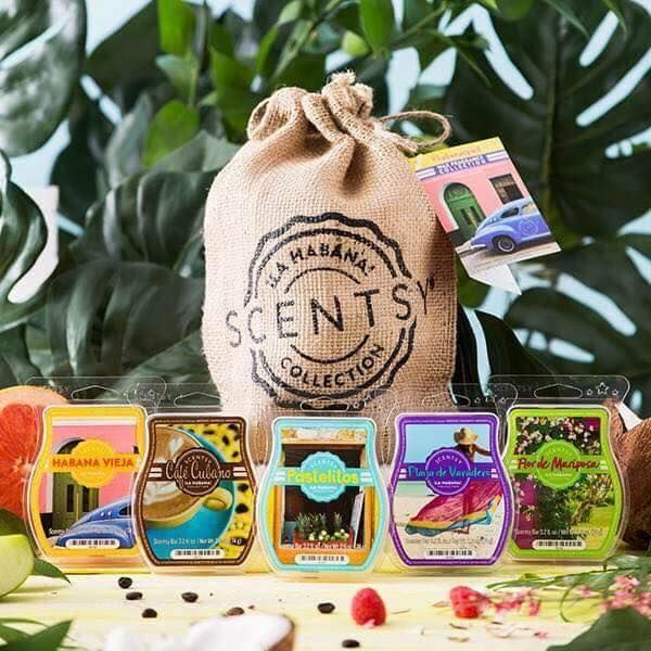 It's been passed on that Scentsy's newest ¡La Habana! Collection is close to being sold out!!!!!   Shop with me now!