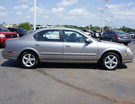 Used Nissan Maxima GLE '01 For Sale in OK — $2500