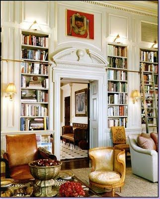 1000 Images About Study Rooms And Home Libraries On Pinterest