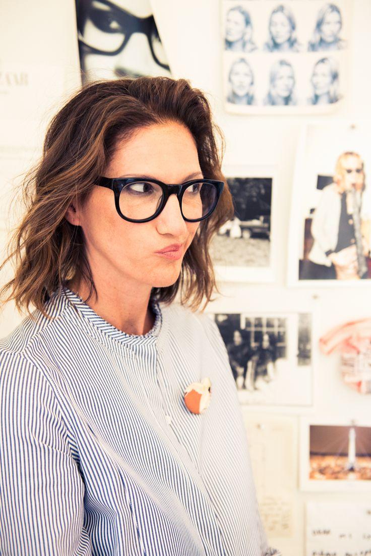 Jenna Lyons, J Crew, classy, gorgeous! www.betweenusgirls.co.uk