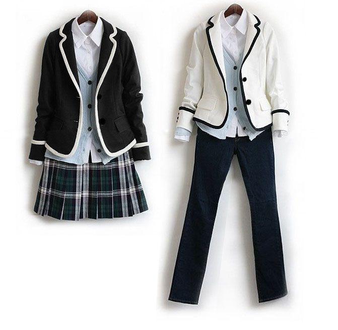 butterfly Ƹ̵̡Ӝ̵̨̄Ʒ : japońskie mundurki szkolne (seifuku).