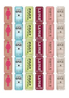 Petites étiquettes