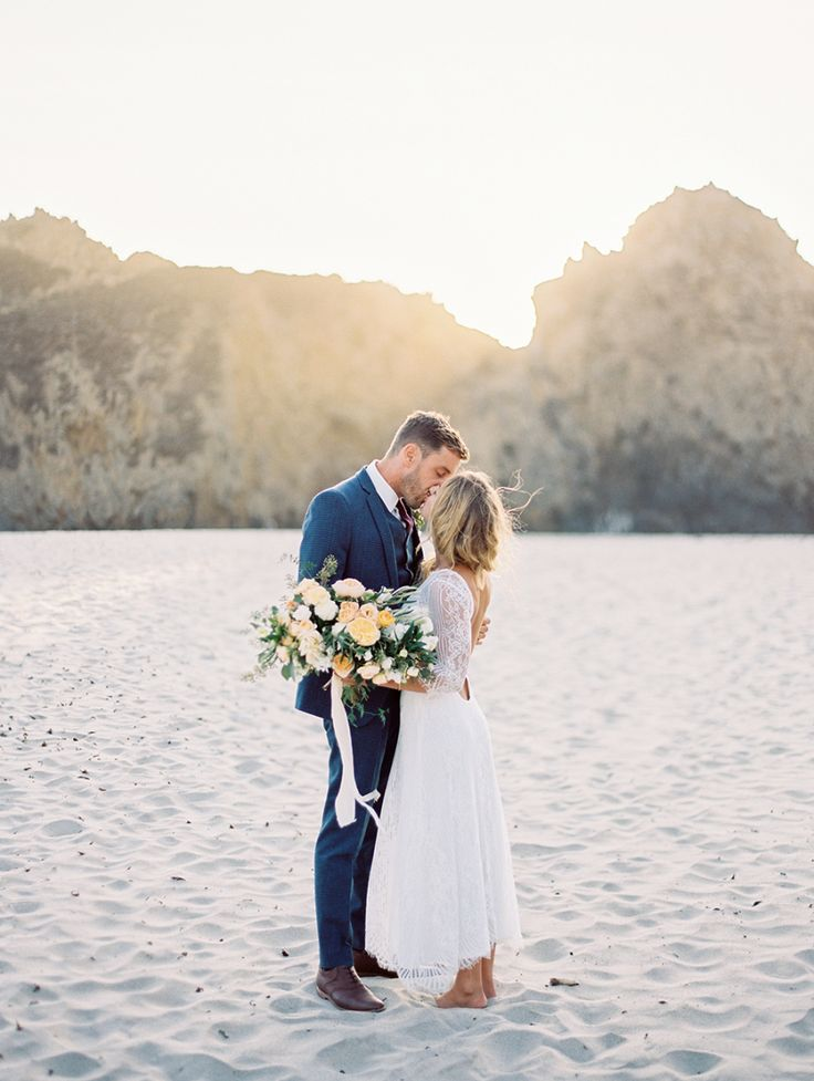Elegant Elopement Inspiration with Meaningful Wedding Gift ... |Elopement Ideas