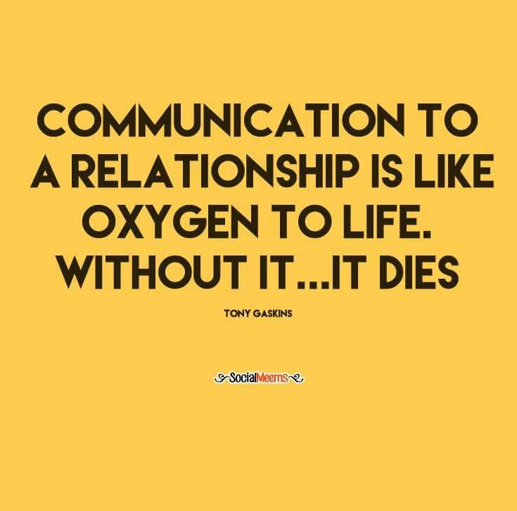 quotes about relationship and communication