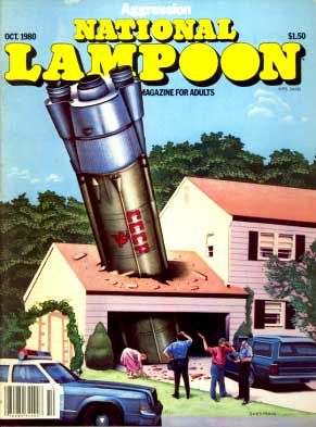 National Lampoon #127 1980