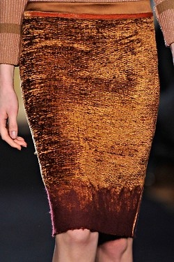 texture, radiance, pencil skirt, richness, substantial, and look at those angles
