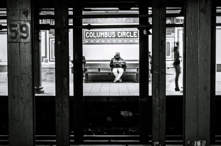Columbus Circle by Mirco Balboni