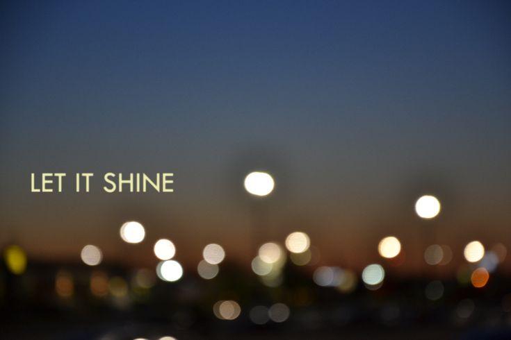 Grateful Friday: Let It Shine  Art of Chanel Christoff Davis