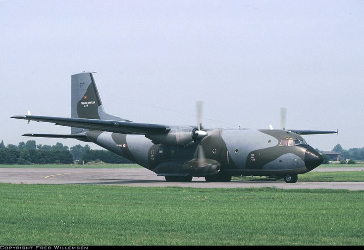Transall C-160D - Turkey - Air Force | Aviation Photo #1473895 | Airliners.net