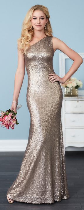 Sequin Bridesmaid Dress by Christina Wu Celebration | @houseofwubrands #ChristinaWuCelebration #ChristinaWu #HouseofWu