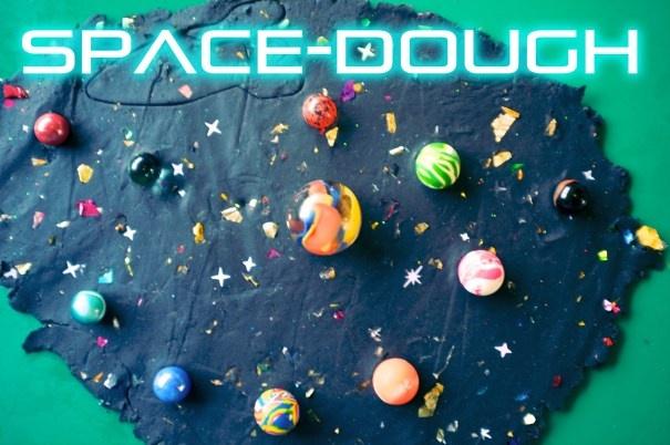 Space Dough, Playdough for Matariki