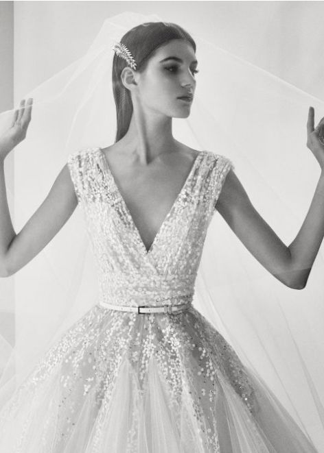 Här är Elie Saabs kommande brudkollektion 2017