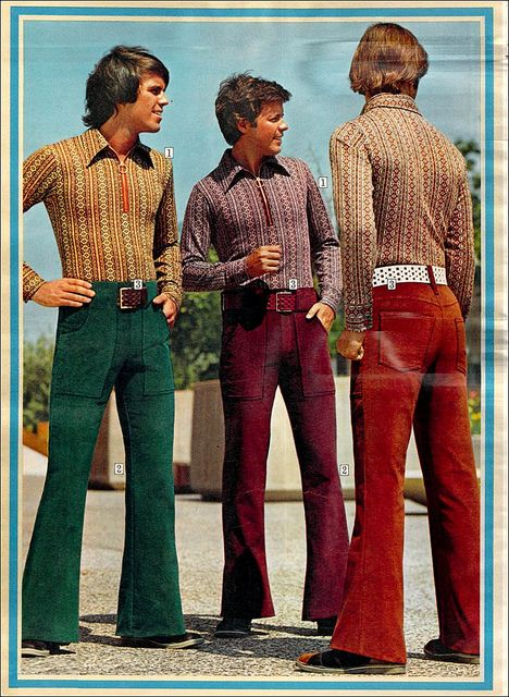 the 70s-1972 menswear img those white belts, hahah