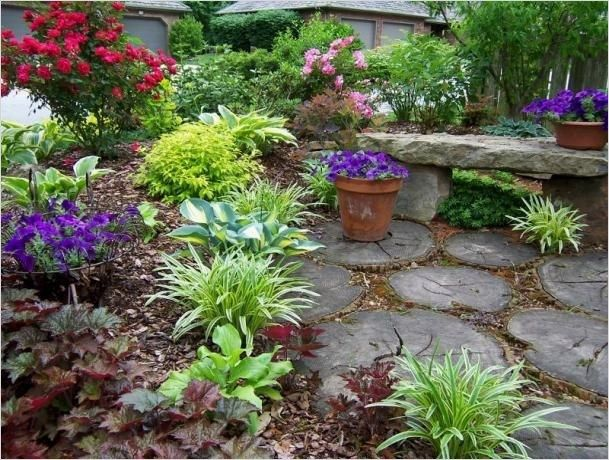 44 Amazing Rustic Garden Ideas That Will Amaze You Rustic