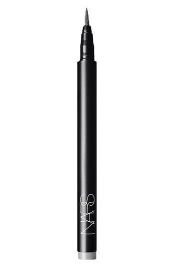 I only use a liquid eyeliner like this these days. it has a flawless tiny little pen like tip and the accuracy is unbeatable. Great for you girls who don't have a super steady hand.