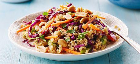 Cook with Campbells. Thai Quinoa Salad