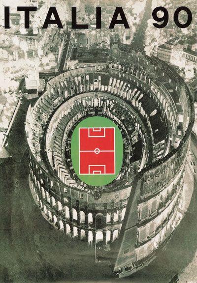 Italia, 1990 World Cup Poster
