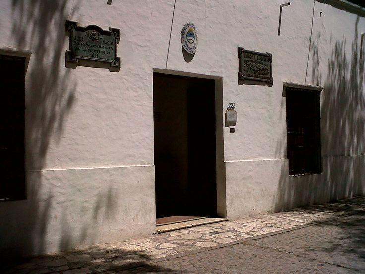 Casa de Domingo Faustino Sarmiento. San Juan, Argentina