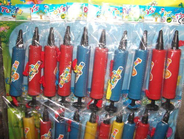 the ko children's educational toys 15cm balloon pump 2 yuan / month #transformer
