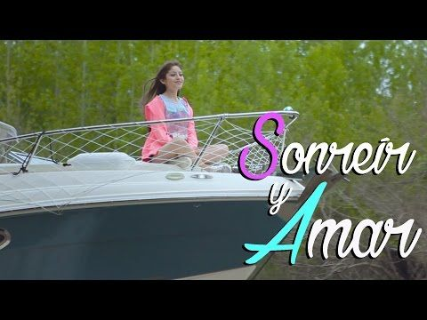 Karol Sevilla I Sonreír y Amar I Tema Original e Inédito - YouTube