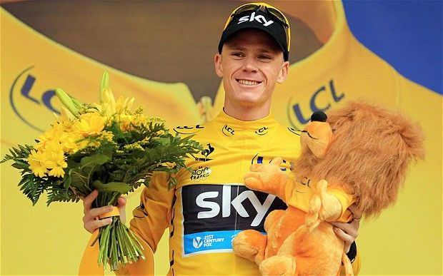 Tour De France Win for Froome Could Just Be the Start of Success