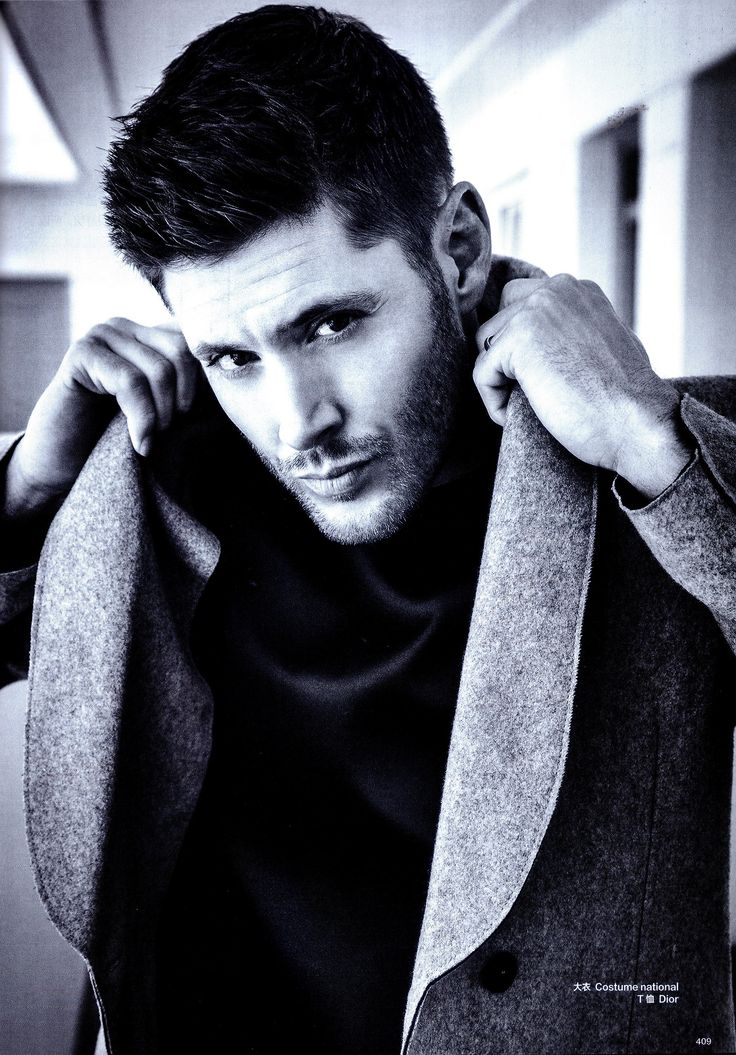 Jensen Ackles - China Bazaar #SupernaturalCast